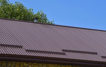Superb Typical Scotland Corrugated Roof Uses