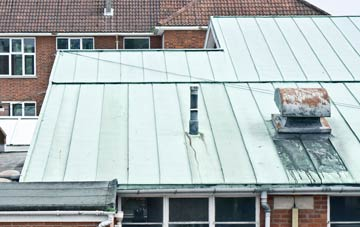 Scotland lead roofing costs