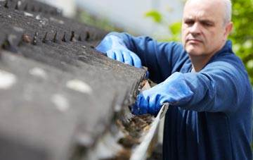 cleaning and inspecting Scotland roofs