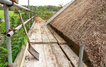 advantages of Scotland thatch roofing