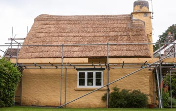 Scotland thatch roofing costs