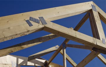 Scotland roof trusses for new builds and additions